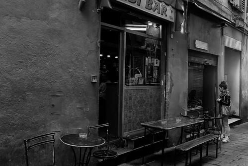 """Bologna -  """"Il quadrilatero"""" - Vicolo Ranocchi"""