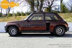 Renault 5 TURBO r5 (cbilleque) Tags: brown renault turbo marron renault5 r5 turbo1
