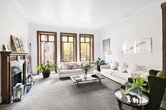 Charming Renovated Four-Story Brownstone (HalsteadProperty) Tags: nyc homes eyecandy uppereastside halsteadcom halsteadproperty lauriesilverman 445east84thstreet