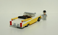 1957 Dodge Royal Lancer (LegoEng) Tags: car america lego royal convertible american 1957 dodge 50s lancer legoeng