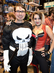 C2E2 Comic Con 2016 (Vinny Gragg) Tags: costumes girls chicago girl comics dc costume illinois cosplay comicbook superhero comicbooks dccomics superheroes marvel comiccon marvelcomics harleyquinn prettygirls villian villians punisher chicagoillinois marveluniverse prettywoman mccormickplace vigilante sexywoman supervillian c2e2 supervillians chicagocomiccon chicagocomicentertainmentexpo comiccon2016 thepunisher frankcastle