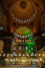 DSC00077-2 (UmitCukurel) Tags: street cloud turkey candle turkiye tram istanbul mosque historical cami turquia touristic eminonu yenicami sirkeci cith
