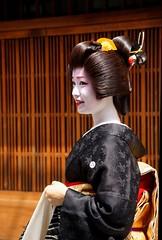 (nobuflickr) Tags: japan kyoto maiko geiko       miyagawachou   20160615dsc03281