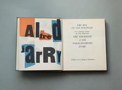 Alfred Jarry, Ubu Roi (Club Français du Livre, 1950) (-ep-) Tags: 1950 plantin uburoi alfredjarry pierrefaucheux clubfrançaisdulivre paulmarionnet théatre6