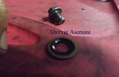 Mastermanship 4 by Shervin Asemani (42) (SheRviNRRR) Tags: drain plug gasket rubber metallic washer