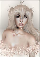Ayashi-Nagisa ([] Nieor Svir []) Tags: woman meshbodylara style lotd poetic maitreya fashion hair blogging sl secondlife logo meshhead alterego hairfair16 ayashi