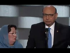 FULL: Khizr Khan son was 1 of 14 American Muslims who died serving - Democratic National Convention (Download Youtube Videos Online) Tags: full khizr khan son was 1 14 american muslims who died serving democratic national convention