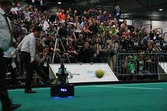 IMG_6529 (carpenoctemcassel) Tags: robots robocup middlesizeleague carpenoctemcassel robocup2016 robocupmsl robocupleipzig
