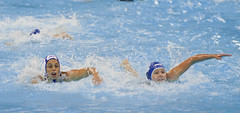 Racing for the ball (US Department of State) Tags: sports olympics waterpolo summerolympics aquaticsports