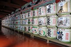 Sak (fabioresti) Tags: sak nikko japan giappone shrine santuario tempio barrel cask