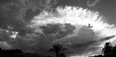 eVENT hORIZON 2 (wNG555) Tags: 2016 arizona phoenix weather monsoon clouds sky samyang samyang12mmf28 fisheye monsoon2016
