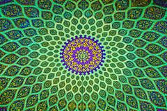 Ceiling 5 (sallyjane6) Tags: ibn batuta mall ceilings arabic architecture design