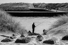 2014 09 Jylland DK_034 (Vidar Samuelsen) Tags: denmark fisherman danmark jylland fisker