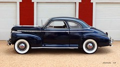 1941 Chevrolet Special DeLuxe Coupe (JCarnutz) Tags: chevrolet deluxe special 1941 diecast 124scale danburymint
