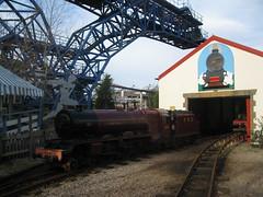 Blackpool Pleasure Beach Express (Paul_Turner) Tags: beach railway express gauge blackpool narrow pleasure