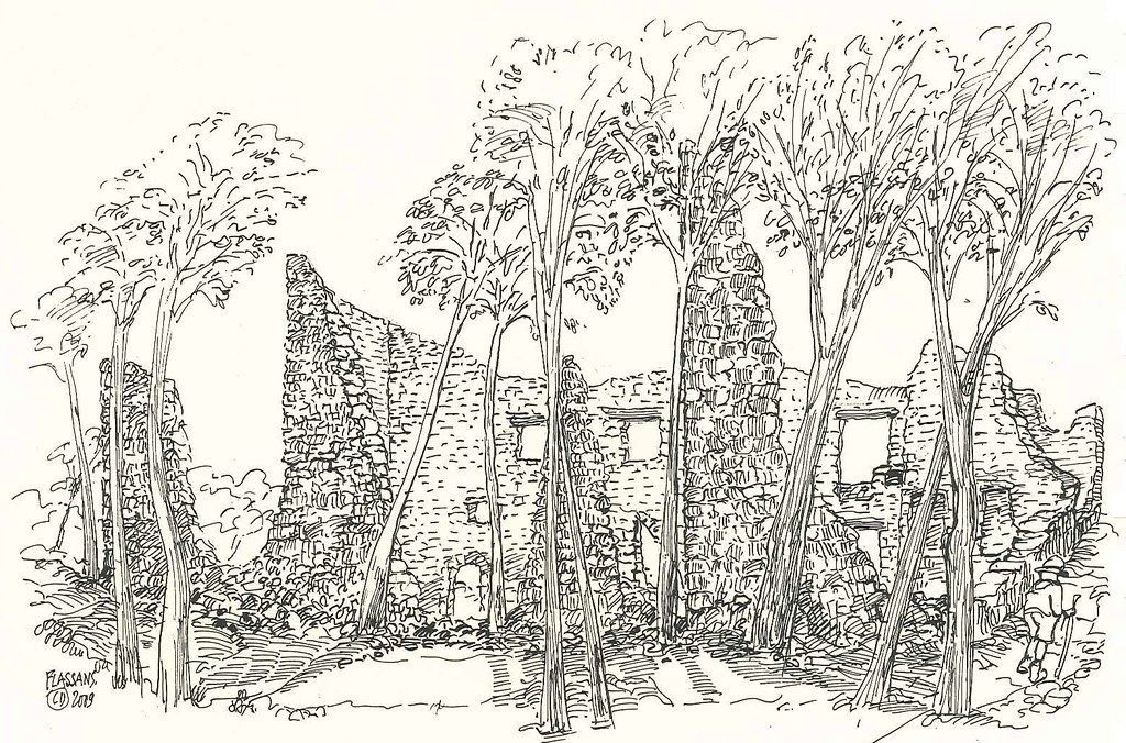 Ruines du Vieux Village1