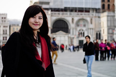 Venice (Paula.HK) Tags: vsco vintage film   portrait people asian  women girl  fashion outfit coordinate beauty beautiful pretty cute self selfie  italy  venice 50mm nikon  hdr lightroom photoshop    europe travel   city  urban  woman  natural