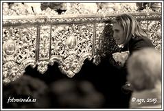 Personal de apoyo (Algarval de fotomirada) Tags: bw blancoynegro guadalajara mitierra semanasanta procesiones