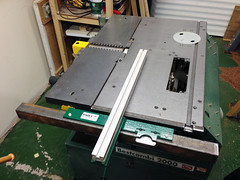 Chris Brown Table Saw