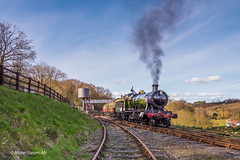 No 2857 (More.Steam.Mr) Tags: steamtrains svr severnvalleyrailway autotrain preservedrailways autocoach sirkeithpark erlestokemanor svrmembersweekend2015 2015steamtrainphotos