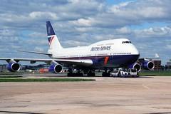 G-CIVL, London Heathrow, September 9th 2001 (Southsea_Matt) Tags: britishairways boeing747 lhr londonheathrow egll gcivl cn27478 ln1108
