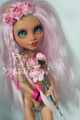howleen (Emerald_Fairy) Tags: monster high doll ooak repaint howleen