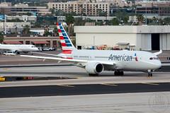 American 787-8 N801AC (KoryC757) Tags: arizona phoenix boeing americanairlines phx skyharbor 7878 phxspotters n801ac