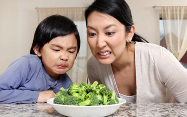 Cẩn thận với các loại rau củ