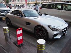 Mercedes GTS, Dubai.