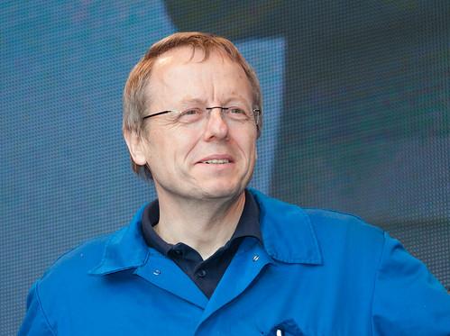 Alexander Gerst in Künzelsau