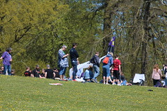 La Hulpe - Prenez l air (11) (Patrick Williot) Tags: la air fete chateau brabant domaine cerfs volants wallon solvay hulpe