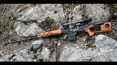 SDM SVD Dragunov (SveenysArmory) Tags: sniper sdm guns weapons madeinchina firearms dmr gunporn polytech dragunov norinco 762x54 russianrifle dragunova designatedmarksmanrifle chineserifle firearmphotography gunfanatics sveenysarmory