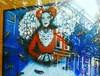 Impressie van kunst en spiegeling (JoséDay) Tags: reflections flickrfun flickrfriends redblue strawberryfields windowart spiegeling strawberryfield singintheblues gimp2 totalphoto anythingyoulike thisisartgroup flickrexpert worldheart dragonflyaward creativeuniverse photoinfocus gaga4arts imagecreativeresearch flickrspecialstar totalphotogroup bluewhiteredgroup whenartspeakstoyougroup creativeheartonflickrgroup