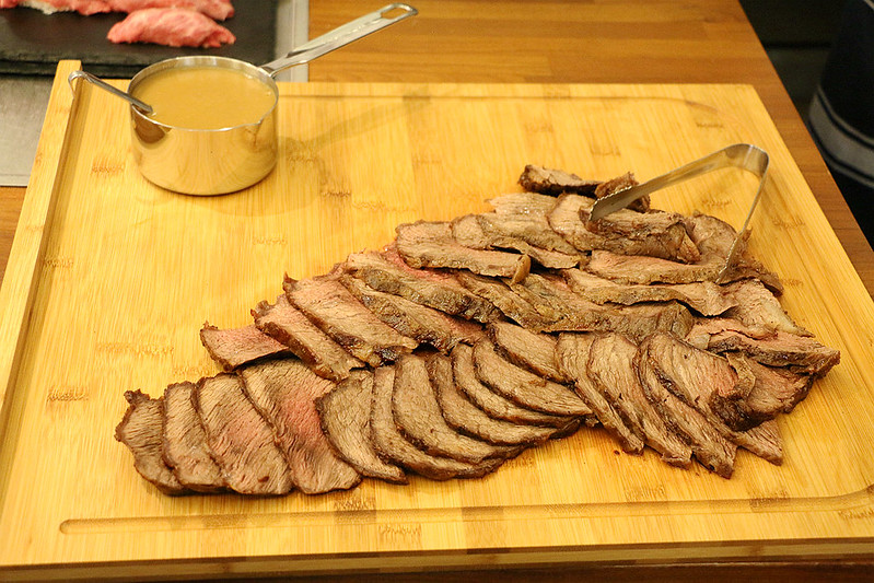 萬種風情澳洲牛肉 媒體嚐鮮會298