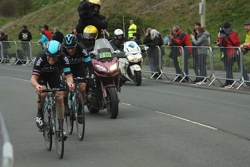 Lars Petter Nordhaug and Gianni Moscon