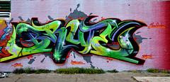 graffiti amsterdam (wojofoto) Tags: holland amsterdam graffiti nederland netherland brute ndsm wolfgangjosten wojofoto