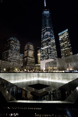 Ground Zero - 9/11 Memorial (tiemenglastra) Tags: memorial worldtradecenter 911 wtc september11