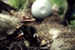 indiana jones and the secret of the death star #1 (freshpdda) Tags: toys lego boulder spielzeug indianajones deathstar