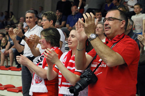 Supporters - ©Vincent Janiaud