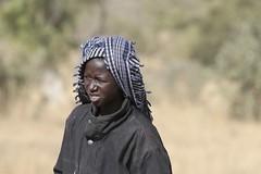 Berger dans la brousse ( Hubrouz) Tags: portrait afrique sngal