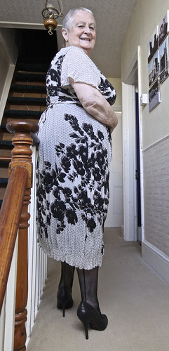 Frocks on the stairs 78/2