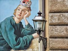 The Penitent (Arunte) Tags: painting poster firenze manifesto pittura johncurrin thepenitent museobardini marcofrancini arunte
