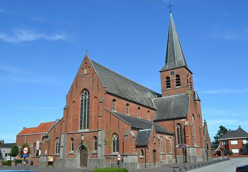 Sint-Jozefkerk, Rijkevorsel