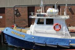Ned Hanlan II (jmaxtours) Tags: blue toronto ontario canada 1966 tugboat tug torontoontario torontoharbour ferrydocks nedhanlan torontoont torontoislandferrydocks nedhanlanii erieaushipbuildingdrydockcompany