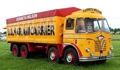 Foden S20 Eight Wheel Bulk Gran Tipper KennethWilson Leeds XYY251 Frank Hilton IMG_3131jpg (Frank Hilton.) Tags: bus classic car vintage bedford lorry trucks erf morris tractors albion commercials foden atkinson aec fergy