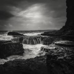 ! (Yucel Basoglu) Tags: longexposure blackandwhite seascape monochrome turkey landscape blackwhite fineart bnw waterscape