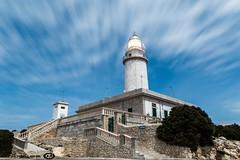 Faro Formentor (jmrobles_13) Tags: canon faro noche mallorca formentor fotografianocturna fotografialenta
