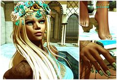 Exotic Collage (eloen.maerdrym) Tags: cosmopolitan arcade exotic fantasy arabian genesis due birdy zoz oxide carolg scarletcreative kustom9 luxebox eloensotherworld