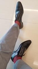 20160508_181841 (socks manX) Tags: socks sheer shoesotc