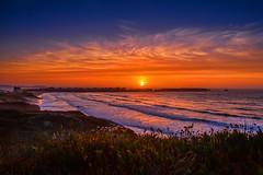 Baleal (Sunset / Pr do sol) (Yako36) Tags: sea seascape portugal nature landscape island mar natureza paisagem ilha baleal peniche nikon2485 nikond750